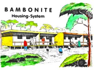 Bambonite Housing-System